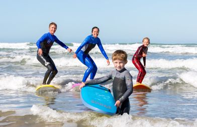 Kombi Surf - Lessons & Hire